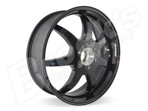 BST Rear Wheel 6.0 x 17 for Ducati 748 / 916 / 996 / 998 (94-02) / S2R803-1000 (05-08) / S4R (03-06) / 848 (08-13)