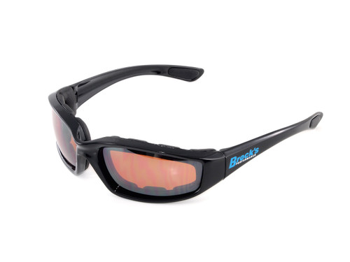 Sunglasses w/ Brock's Logo and High Def Lenses