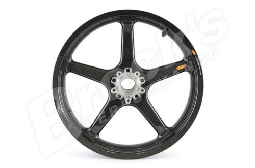 BST Front Wheel 3.5 x 17 for Suzuki Hayabusa Hub (08-12) - Custom