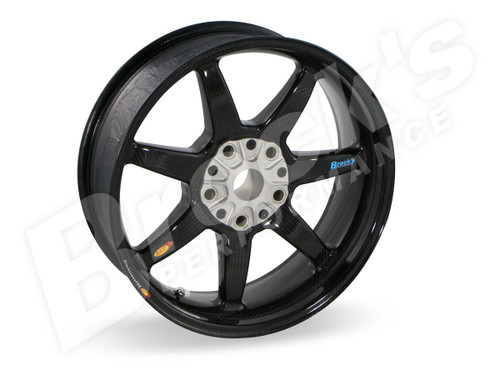 BST Rear Wheel 6.0 x 17 for Honda VFR1200F (10-15) Ariel Ace 7 Spoke