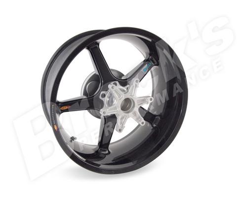BST Rear Wheel 8.5 x 18 for Triumph Rocket III (14-15) w/ ABS