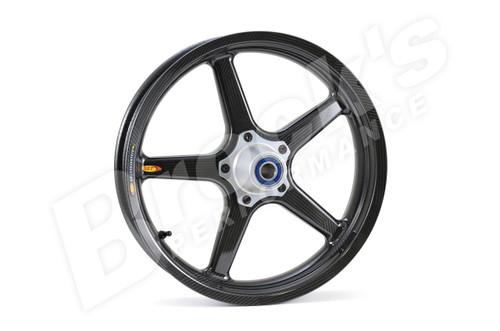 BST Front Wheel 3.5 x 21 for Harley-Davidson Fat Boy Twin Cam 96/103 FLSTF / FLSTFB (07-15)