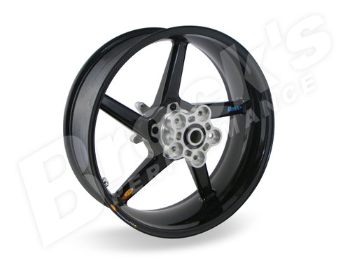 BST Rear Wheel 6.0 x 17 S1000 XR (15-17)