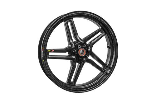 BST Rapid TEK Front Wheel 5 Split Spoke 3.5 x 17 for Kawasaki ZX-10R (16-19)