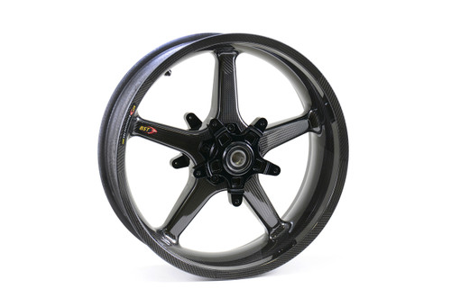 BST Front Wheel 5.5 x 18 for Harley-Davidson Touring Models (Dual Rotor Design), Except CVO (14-)
