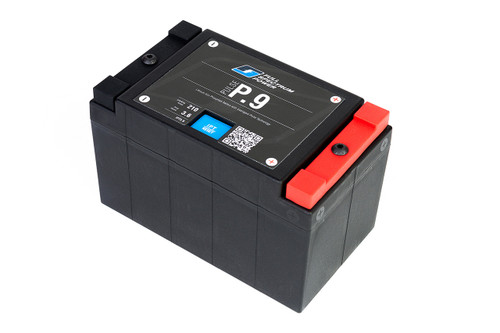 Pulse IPT Battery P.9 (WxLxH) 5.9 x 3.4 x 3.7