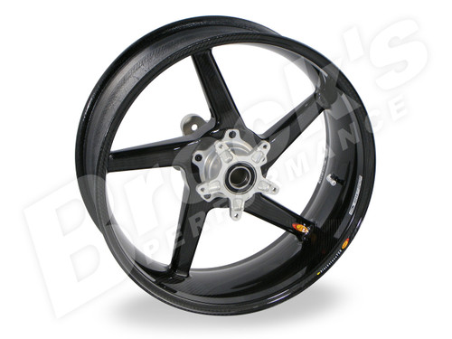 BST Rear Wheel 6.0 x 17 for Honda CBR1000RR (09-16) w/ ABS and 2017 w/ ABS and Non-ABS and 2017 SP1