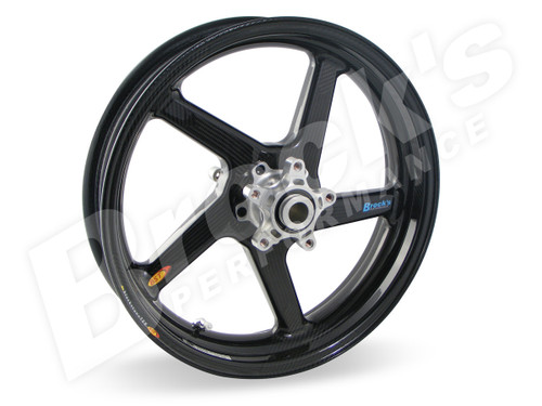 BST R+ Series Front Wheel 3.5 x 16 for Suzuki GSX-R1000 (05-08) / GSX-R750/600 (06-07)