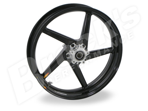 BST Front Wheel 3.5 x 17 for Kawasaki ZX-14 (06-18) / ZX-10R (06-15) / ZX-6R / 636R (05-18)