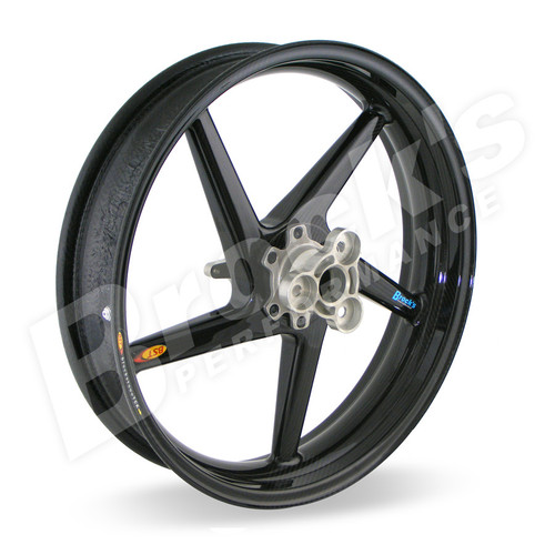 BST Rear Wheel 3.5 x 17 for Honda RS125R (99-07) (GP Use Only) - includes ceramic bearings