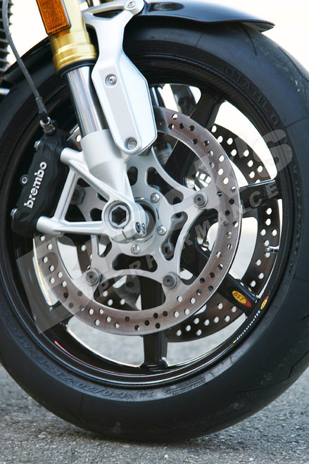 BST Rear Wheel 6.0 x 17 for BMW R9T, K1200S/R, K1300S/R ...