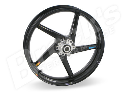 BST Front Wheel 3.5 x 17 for Ducati Desmosedici (08) / 749 / 999 (03-07) / S4R (07-08) / S4RS (06-07)