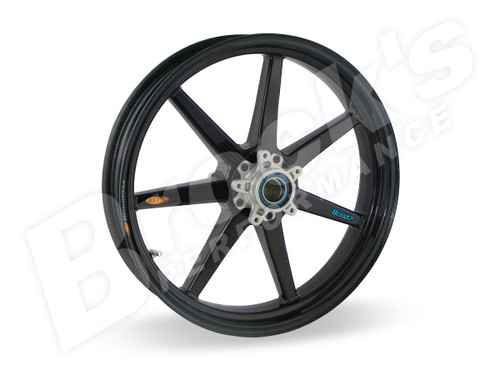 BST Front Wheel 3.5 x 17 for BMW HP2 Megamoto (08-09)