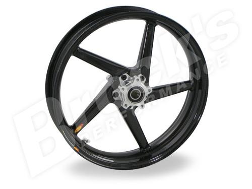 BST Front Wheel 3.5 x 17 for MV Agusta 1090R/RR (10-15) / F4 1000 w/ 25mm axle
