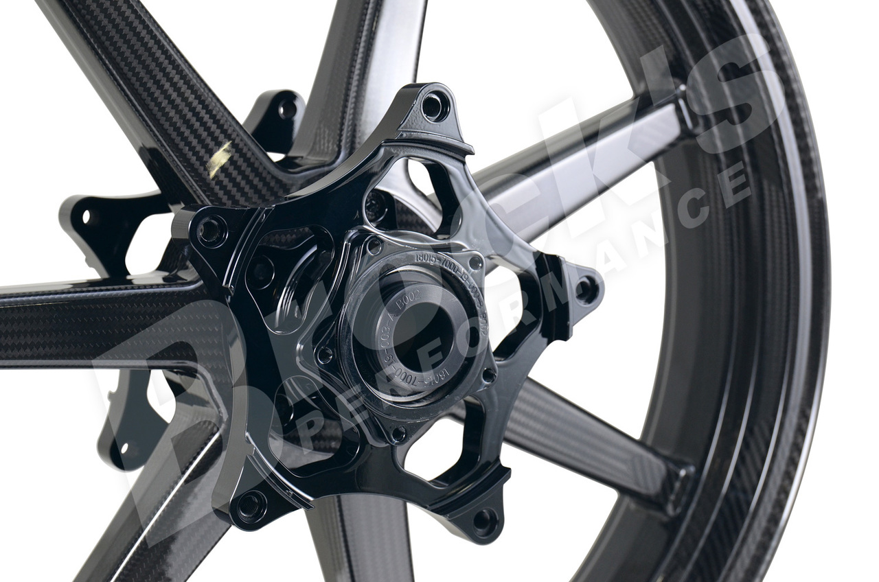 BST Front Wheel 35 X 17 For Kawasaki Ninja H2 H2R 15 18