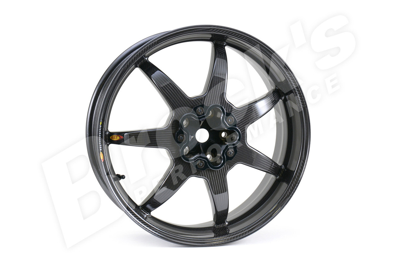 BST Rear Wheel 60 X 17 For Kawasaki Ninja H2 H2R 15 18