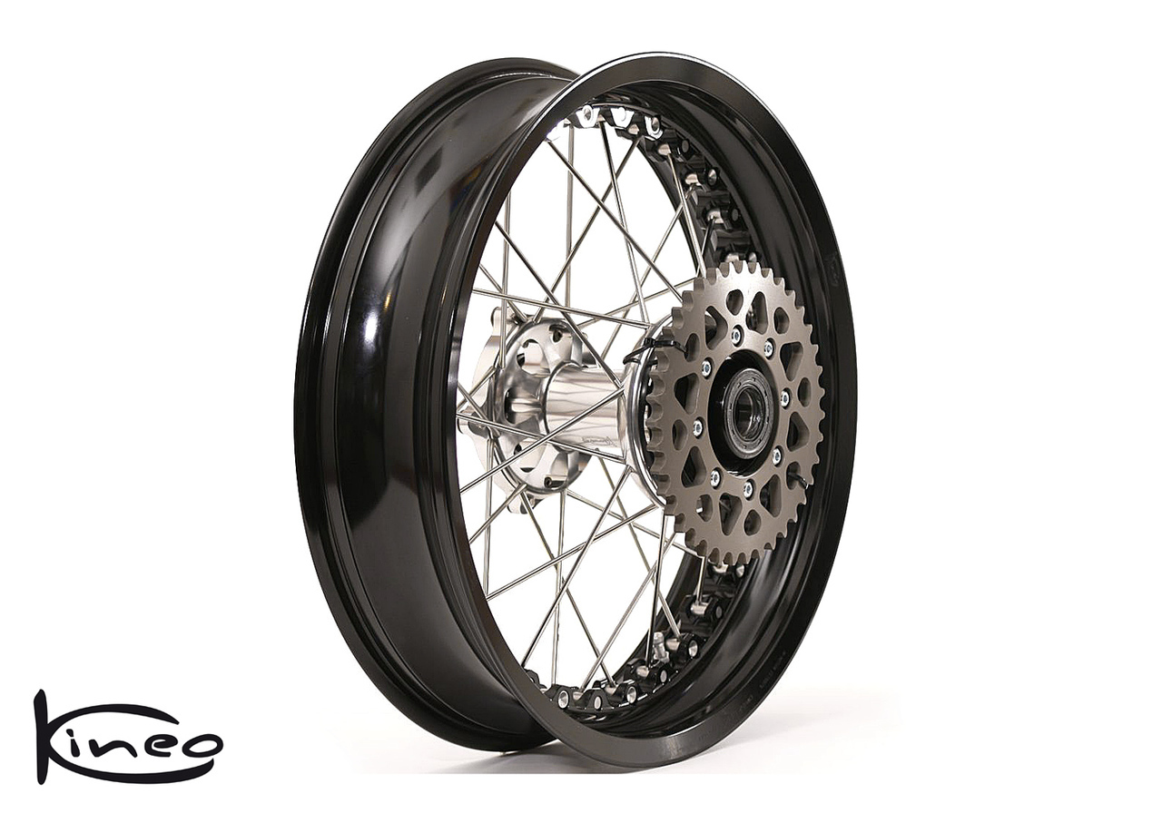 Build Rear Kineo Wire Spoked Wheel - FXDL Low Rider (2013 - up ...