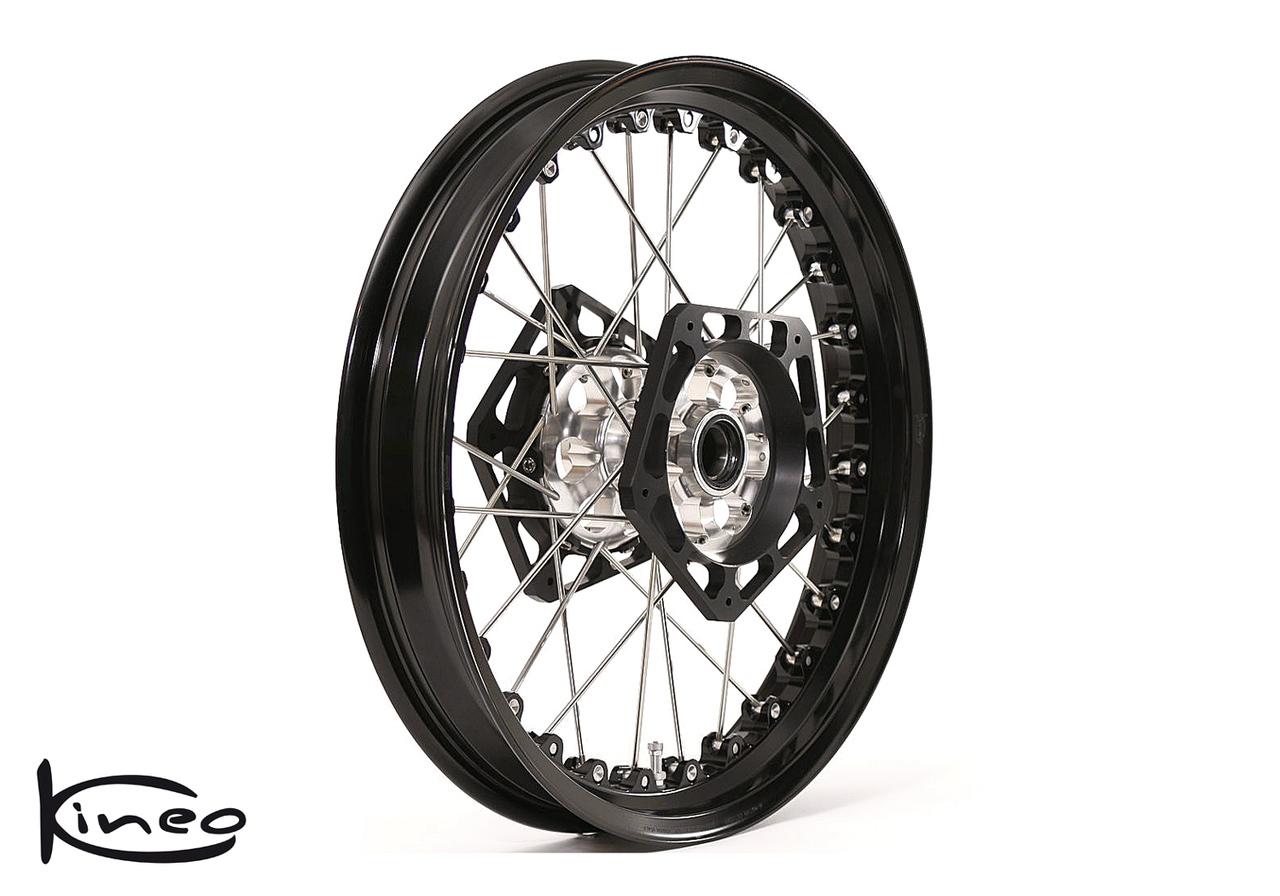 Rear Kineo Wire Spoked Wheel 6.00 x 17.0 Ducati Monster 1200 ...