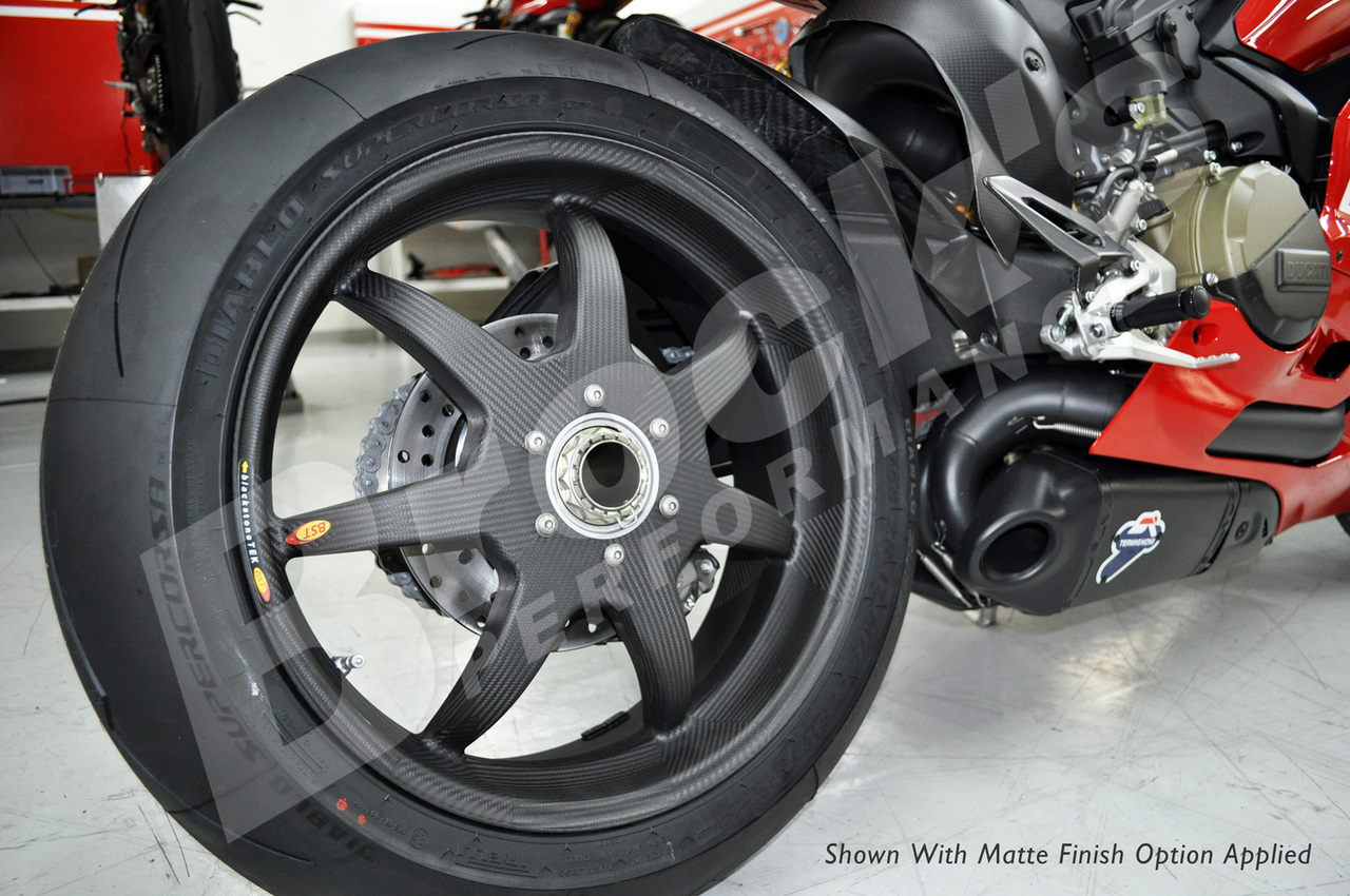 Bst Front Wheel 3 5 X 17 For Ducati 1199 1299 V4 Rfe Panigale