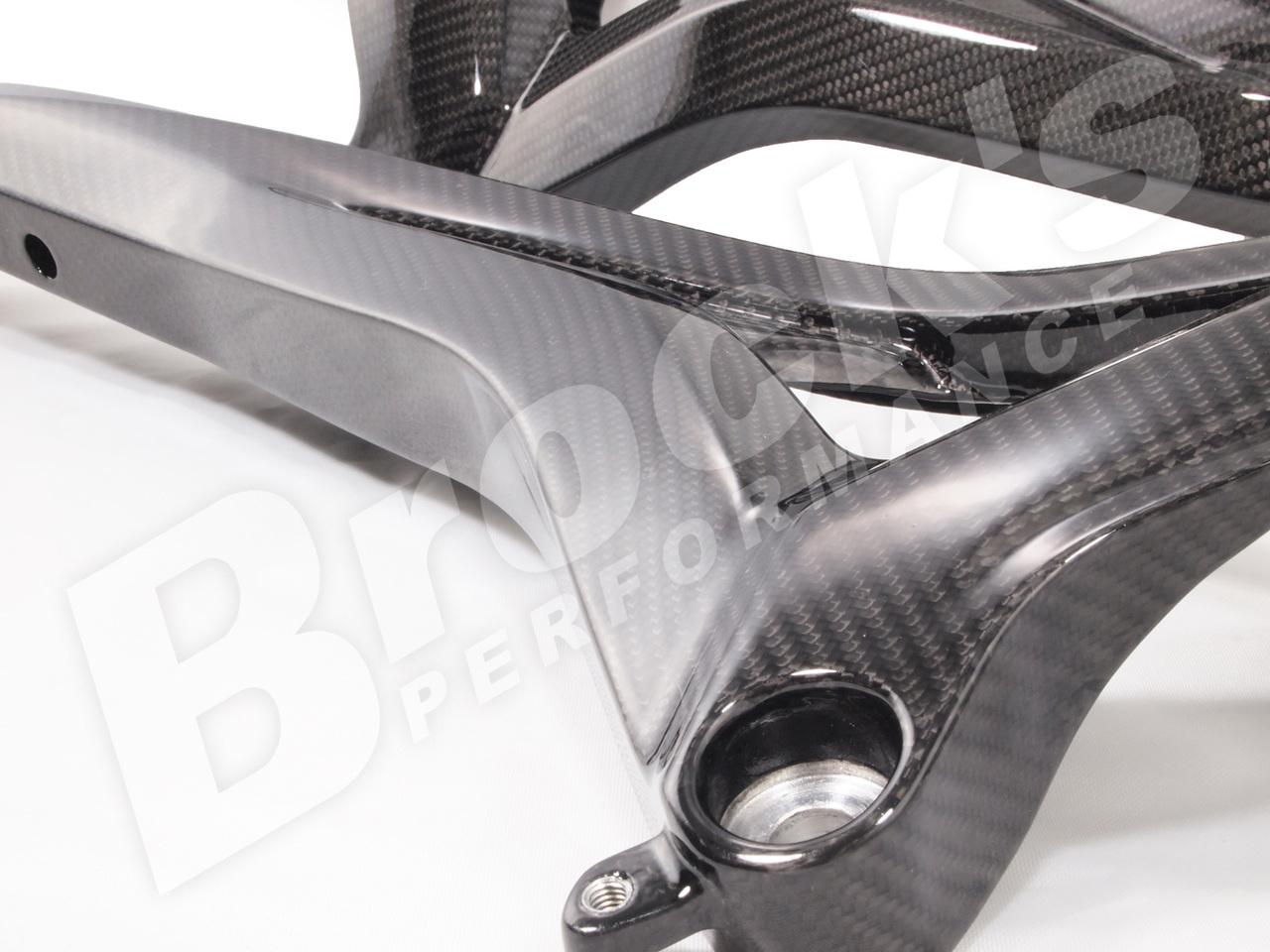 Carbon Fiber Rear Frame Kit Monster Models 696 796 1100 1100s Evo