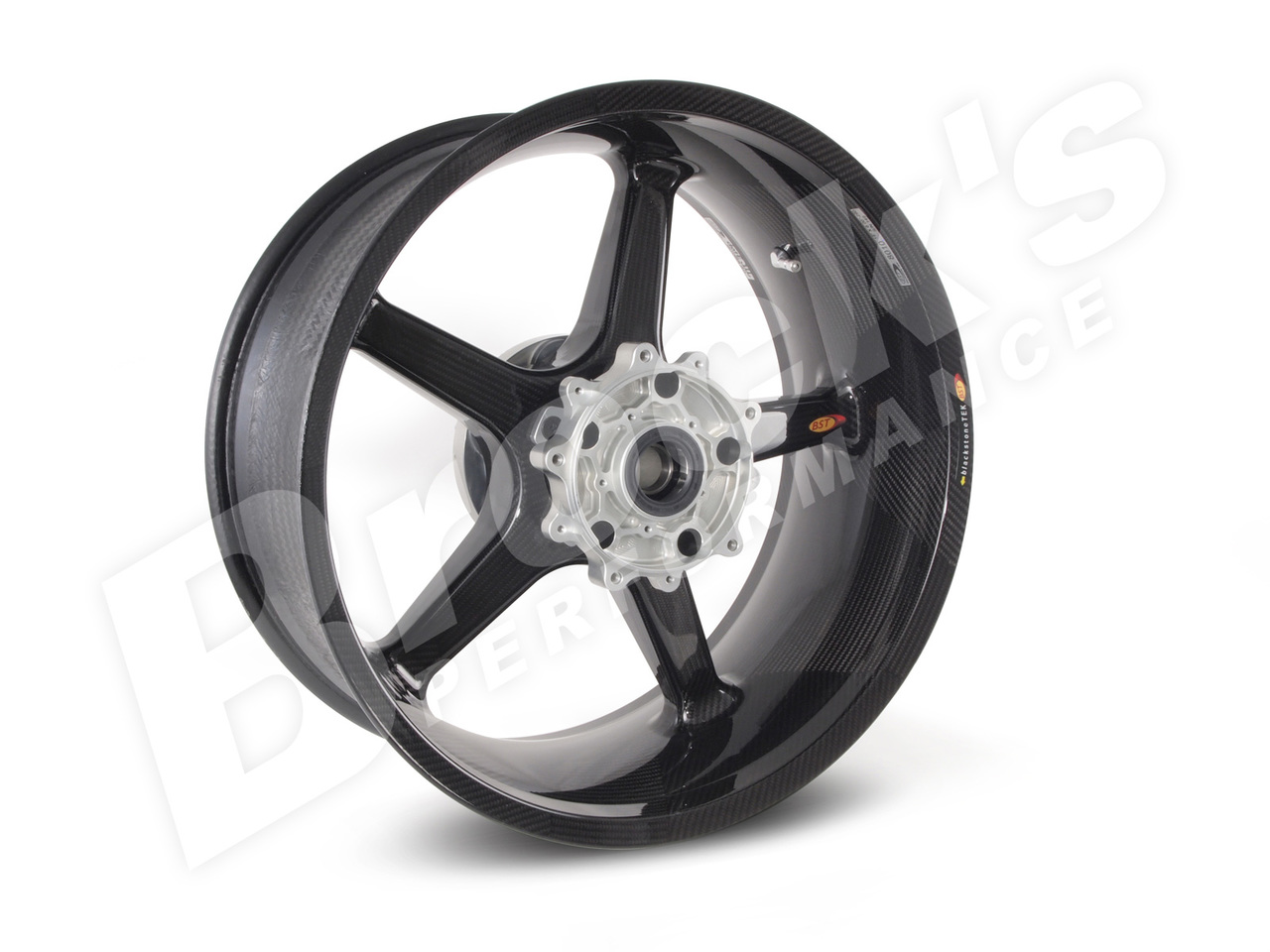 BST Rear Wheel 8.0 x 18 for Yamaha VMAX (09-18) - Brock\'s Performance