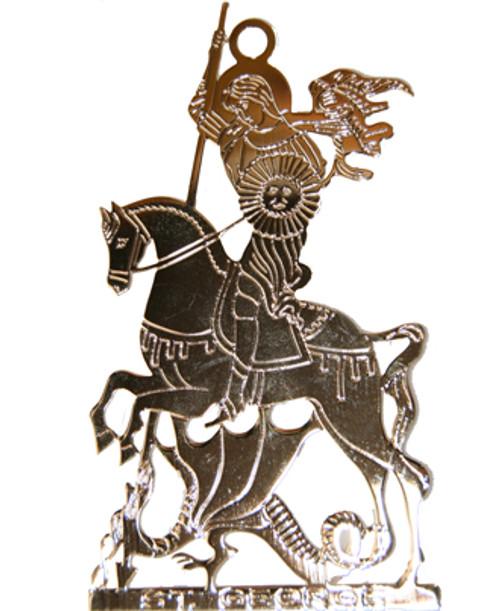 St. George Icon Ornament