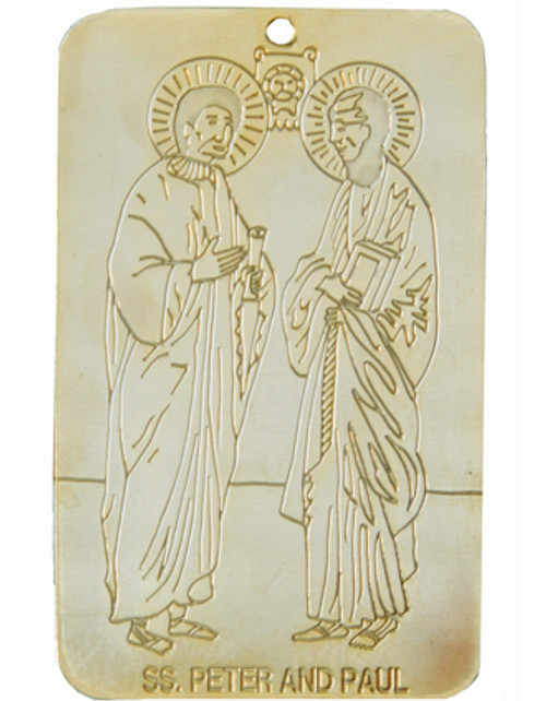 Ss. Peter and Paul Icon Ornament