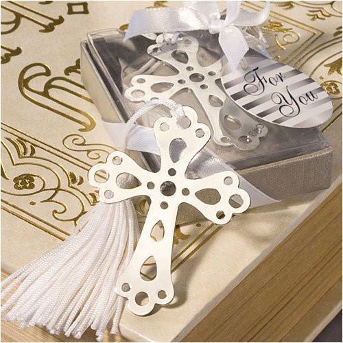 Silver Cross Bookmark