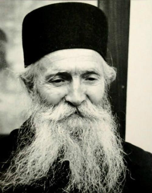 Elder Thaddeus (Otac Tadej) Icon Magnet