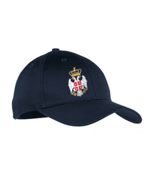 Navy Serbian Cap
