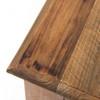 reclaimed wood buffet cabinet