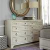Malibu California Rustic Oak 8 Drawer Dresser Sale