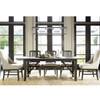 French Oak Extendable Farmhouse Kitchen Table Set
