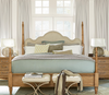 French Modern four poster beds