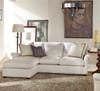 Haven Belgian Linen Upholstered Modular Sectional Sofas