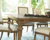 Maison French Fluted Leg Extension Dining Tables