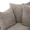 Stonewash Heavy Jute Taupe Upholstery