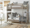 Grayson Modern Kids Twin over Twin Bunk Bed