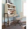#MyRoom Modern Kids Study Desk with Drawers - White