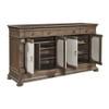 Belgian Cottage Wine Storage Cabinet