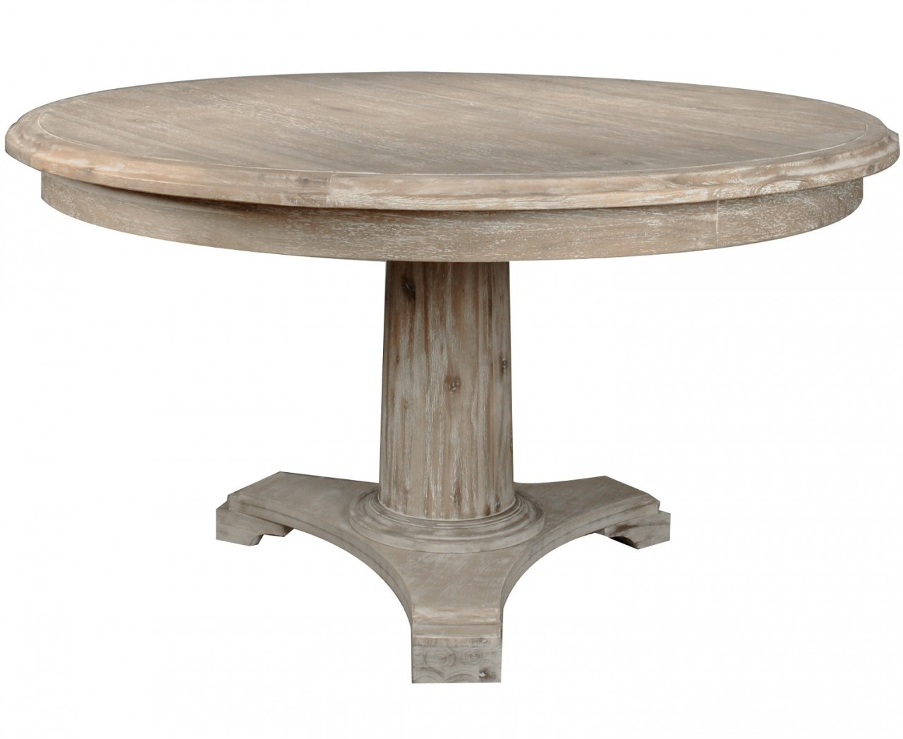 round dining table. Belmont Round Dining Table 54\