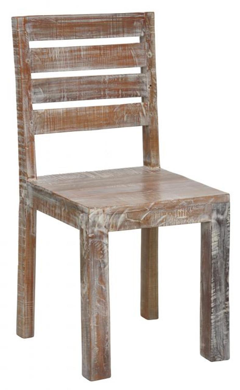 Hampton Reclaimed Teak Wood Dining Chair