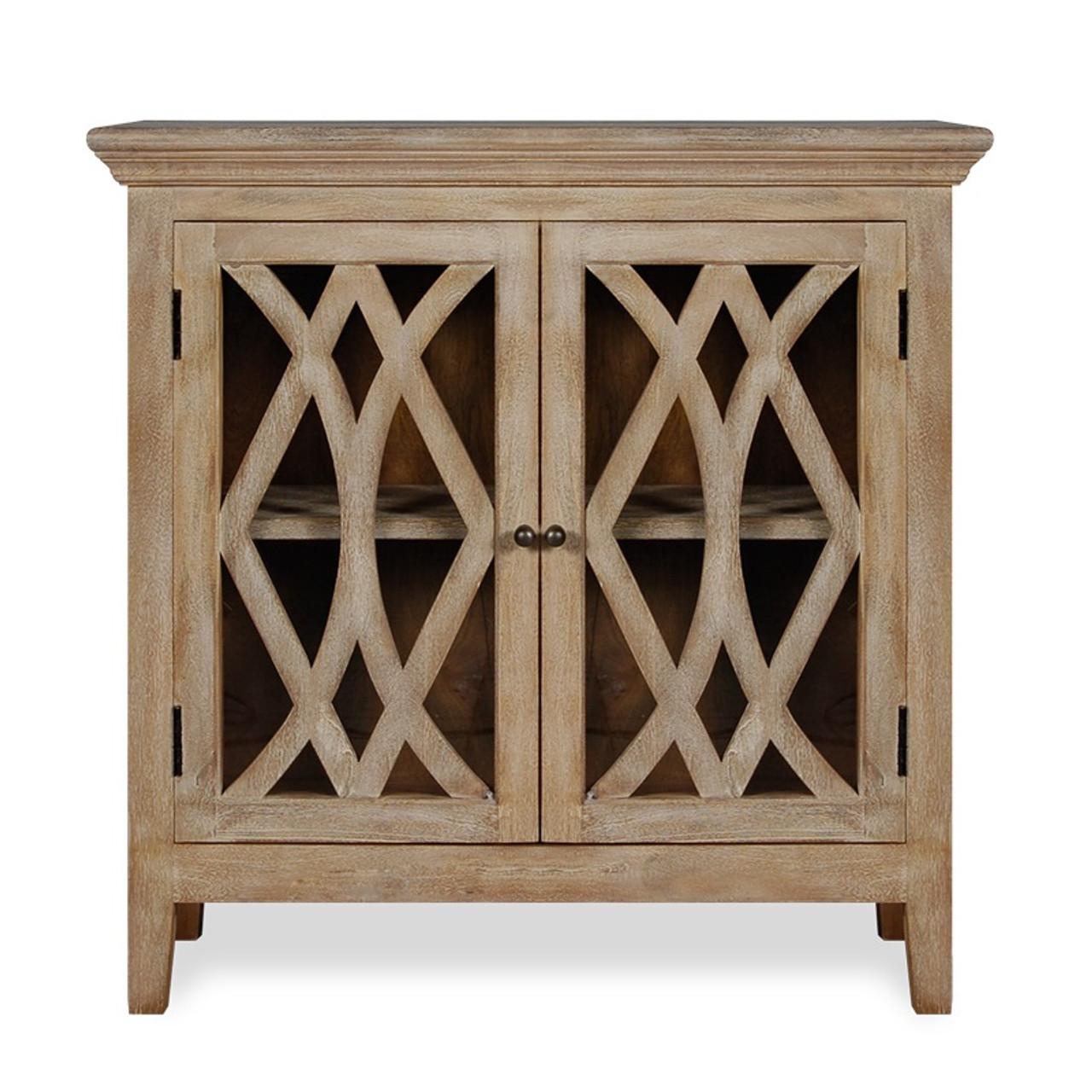 Somerset Small Wood Sideboard Buffet | Zin Home