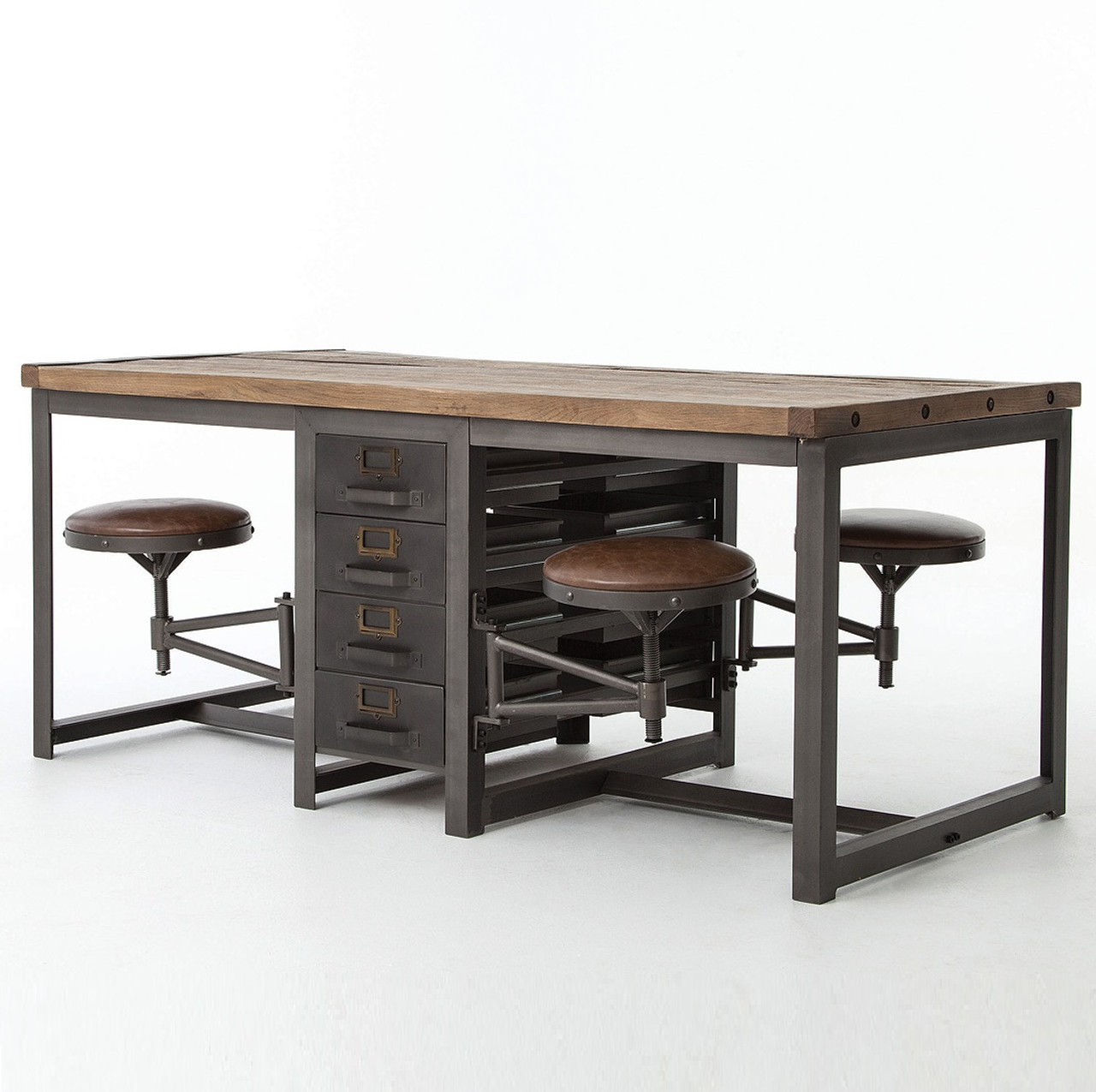 threshold table collection tiburon rustic industrial moe desk trim width item s home with height products sr coffee tiburoncoffee
