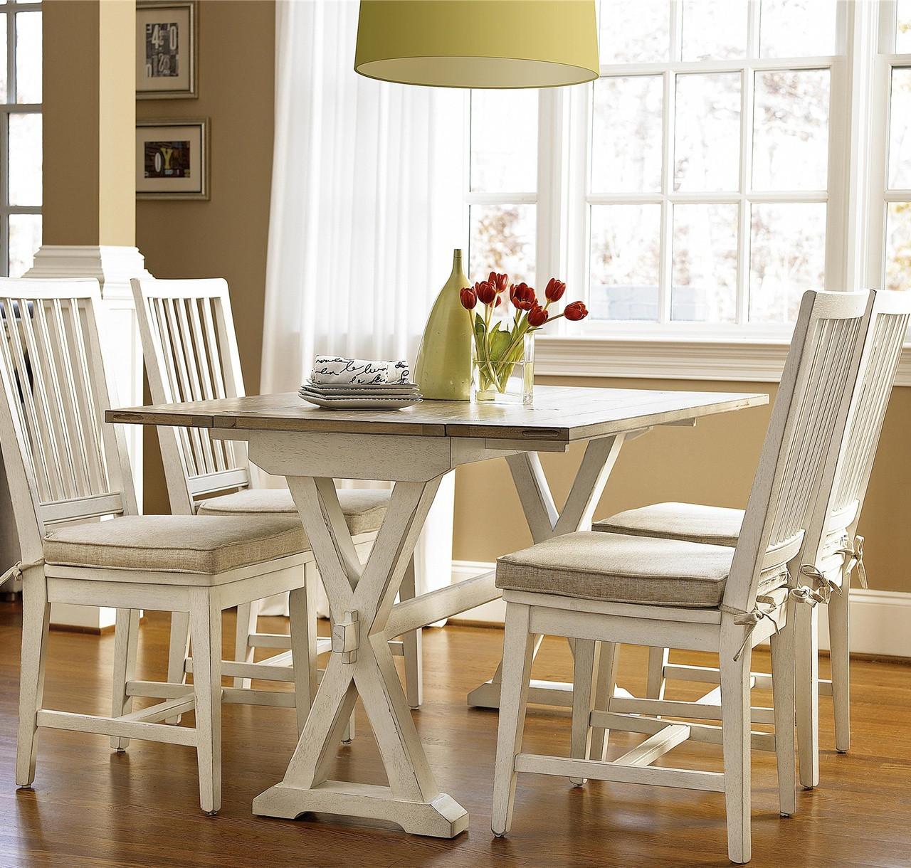 coastal beach white drop leaf kitchen console table zin home rh zinhome com antique kitchen drop leaf table kitchen drop leaf tables for small spaces