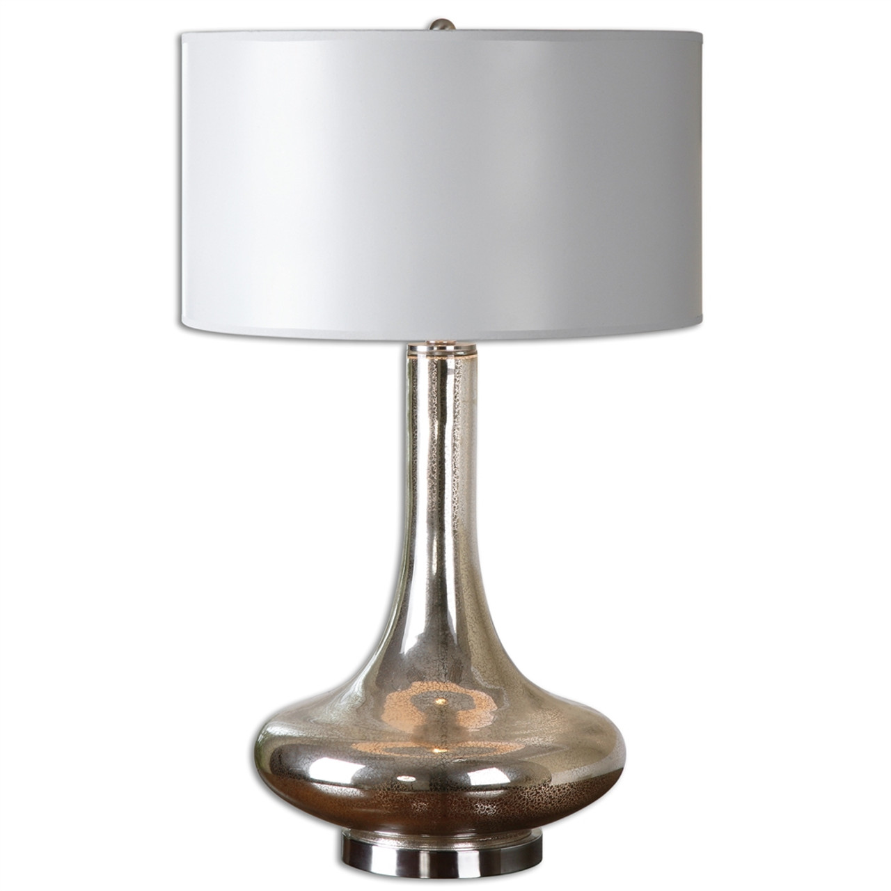 finish products table hudson and falls charlotte vintage lamps home lamp metal glass mercury