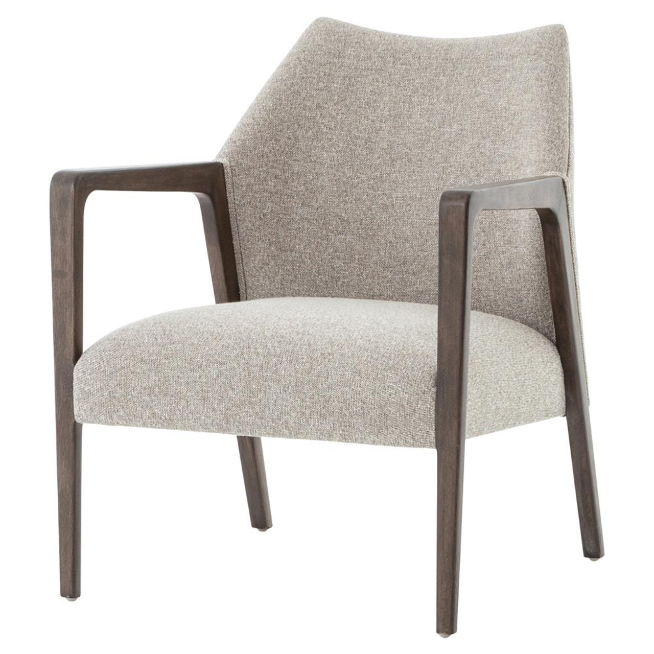 Dalton Mid Century Modern Upholstered Accent Chair