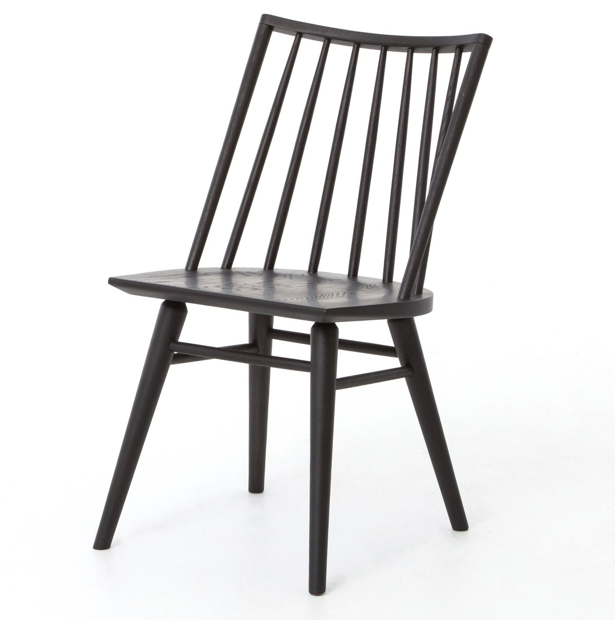 Windsor Dining Chair - Black Oak  sc 1 st  Zin Home & Windsor Dining Chair - Black Oak | Zin Home