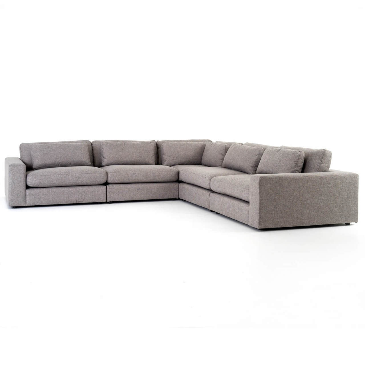 fabric arm modular sectional house no products souffle sofa corner unit souffl thatch loaf copy
