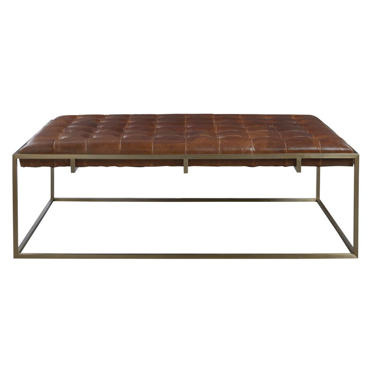 ostrich leather coffee faux barbary table